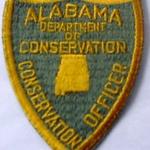 WISH,AL,ALABAMA DEPARTMENT OF CONSERVATION OFFICER 1