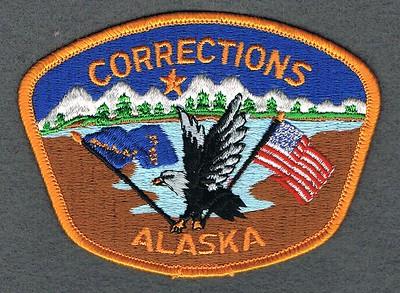 ALASKA CORRECTIONS