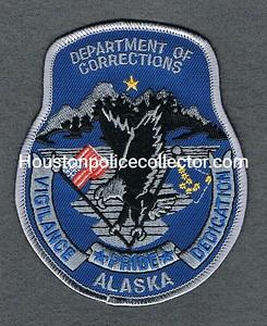 ALASKA DOC BLUE