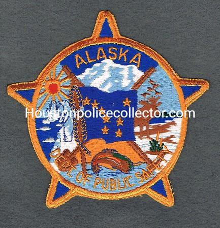 ALASKA DEPT OF PUBLIC SAFETY