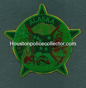 AK STATE TROOPERS GREEN