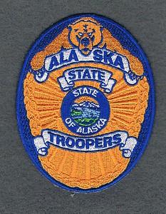 ALASKA STATE TROOPER BP SOLDOTNA