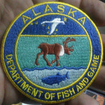 Alaska Wanted Patches