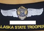 WISH,AK,ALASKA STATE TROOPER AVIATION PILOT WINGS 1