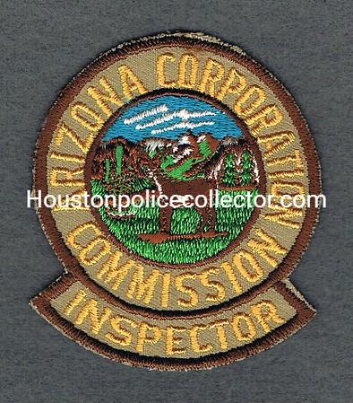 ARIZONA CORPORATION COMMISSION INSPECTOR