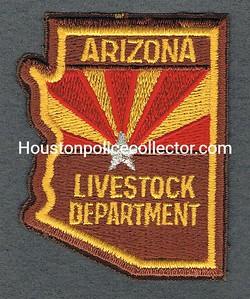 AZ Dept of Agriculture Livestock Department