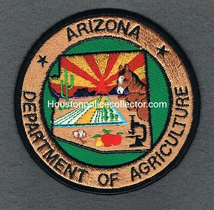 AZ Dept of Agriculture