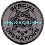 ARIZONA,ARIZONA DEPARTMENT OF PUBLIC SAFETY SPECIAL OPERATIONS SUBDUED 1_wm