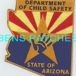ARIZONA,ARIZONA DEPARTMENT OF CHILD SAFETY 1 STATE SHAPED