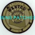 ARIZONA,UNITED STATES MARSHAL WARRANT APPREHENSION NETWORK AND TARGETED ENFORCEMENT DETAIL SUBDUED 1