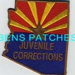 ARIZONA,ARIZONA DEPARTMENT OF JUVENILE CORRECTIONS 2 STATE SHAPED