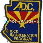 ARIZONA,ARIZONA DEPARTMENT OF CORRECTIONS SHOCK INCARCERATION PROGRAM 1 STATE SHAPED_wm