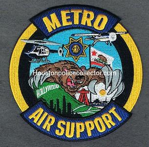 CALIFORNIA HP METRO AIR SUPPORT