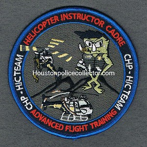 CALIFORNIA HP HELICOPTER INSTRUCTOR
