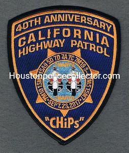 CHP 40TH ANNIVERSARY