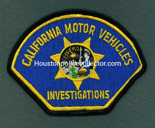 MOTOR VEHICLE INVESTIGATIONS