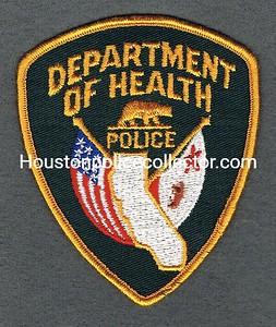 DEPT OF HEALTH HOSPITALS