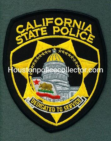 STATE POLICE BLACK