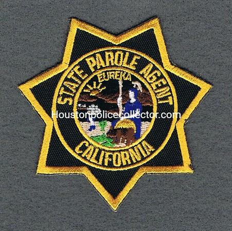 CALIFORNIA STATE PAROLE AGENT