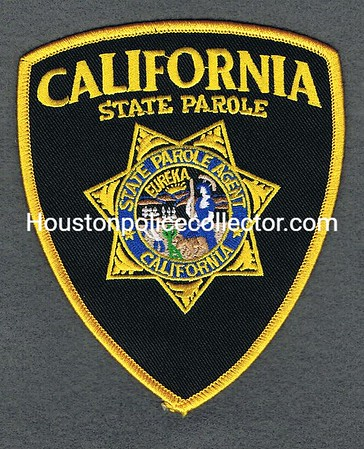CA STATE PAROLE