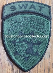 WANTED CALIFORNIA SWAT