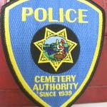 WISH,CA,CALIFORNIA CEMETARY AUTHORITY POLICE 1