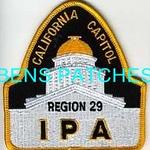 CALIFORNIA,CALIFORNIA CAPITOL I P A REGION 29 1_wm
