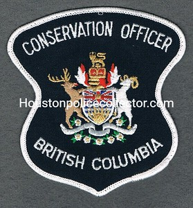BC CONSERVATION OFFICER