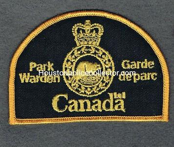 Canadia Park Warden
