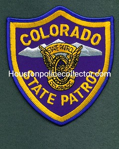 CO 4 STATE PATROL