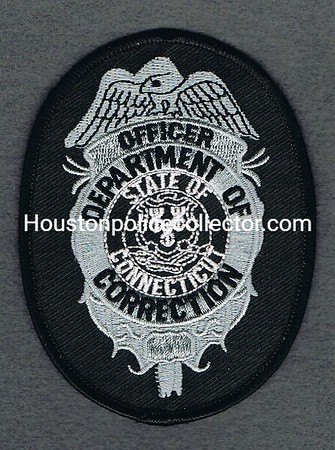 CONN DOC BP OFFICER