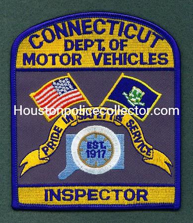 DMV INSPECTOR