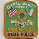 WISH,CT,CONNECTICUT STATE POLICE EMERALD SOCIETY 1