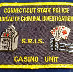 WISH,CT,CONNECTICUT STATE POLICE BUREAU OF CRIMINAL INVESTIGATIONS CASINO UNIT 1