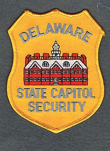 DELAWARE STATE CAPITOL SECURITY