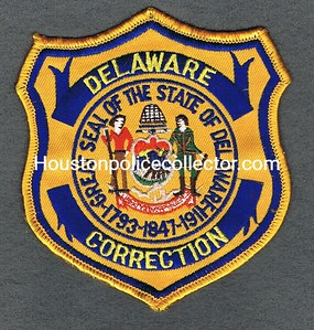 Delaware Dept Of Correction