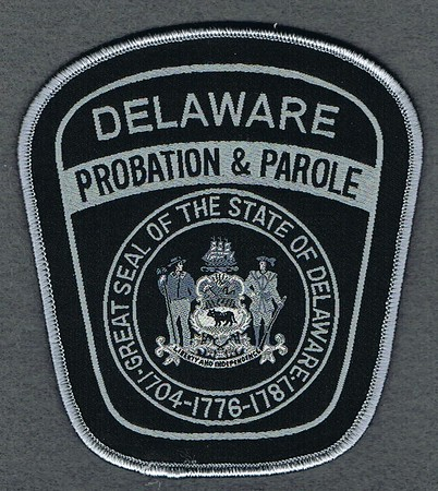 DELAWARE PROBATION AND PAROLE BLACK