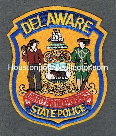 DELAWARE STATE POLICE NEW