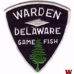 WISH,DE,DELAWARE GAME AND FISH WARDEN 2