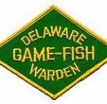 WISH,DE,DELAWARE GAME AND FISH WARDEN 1