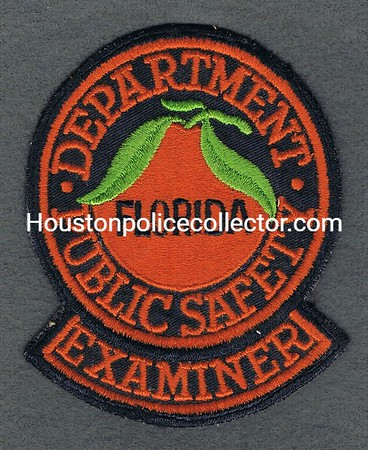 FLORIDA DPS EXAMINER OLD USED