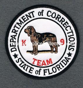 FLORIDA DOC K9 TEAM