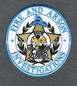 FLORIDA FIRE AND ARSON INVESTIGATIONS