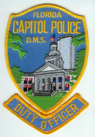 Department of Management Services Capitol Police Duty Officer