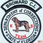 WISH,FL,FLORIDA DEPARTMENT OF CORRECTIONS B