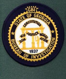 Georgia Bureau of Investigation