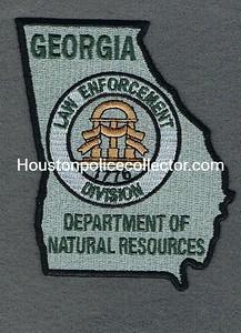 Georgia DNR Law Enforcement
