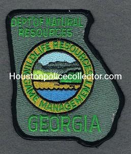 GEORGIA DEPT OF NATURAL RESOURCES WILDLIFE