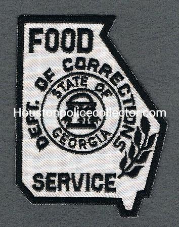 GEORGIA DOC FOOD SERVICE