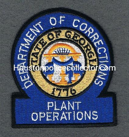 GEORGIA DOC PLANT OPERATIONS